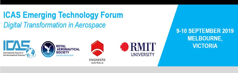 ICAS Emerging Technology Forum 2019