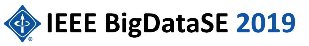 IEEE BigDataSE 2019