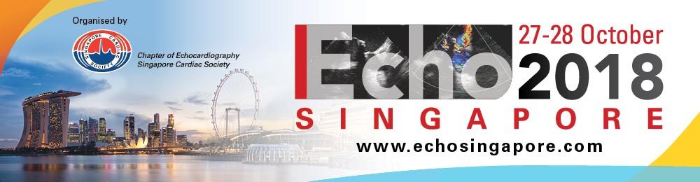 Echo Singapore, Oct. 27-28, 2018